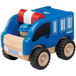 Wonderworld Voiture de police véhicules Miniworld
