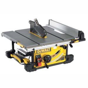 Dewalt DWE7491 - Scie à table 250 mm 2000W