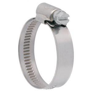 ACE Collier bande non perforée W4 largeur bande 12 mm - Diamètre 60 - 80 mm - Vendu par 10