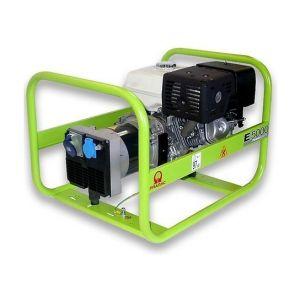 Pramac Groupe électrogène 3,9 KW monophasé à essence E 5000 avec moteur Honda GX 270