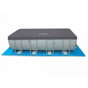 Intex Bâche de protection pour piscine tubulaire rectangulaire 5,49 x 2,74 m