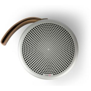 Tivoli Enceinte Bluetooth Go Andiamo Silver