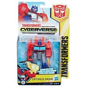 Hasbro Figurine 14 cm - Transformers Cyberverse Commander - Optimus Prime