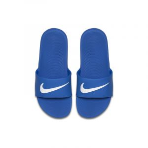 Nike Claquette Kawa pour Jeune enfant/Enfant plus âgé - Bleu - Taille 37.5 - Unisex