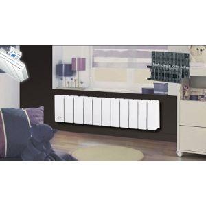 Airelec Fontéa Smart ECOcontrol Plinthe - Radiateur électrique 1000 Watts