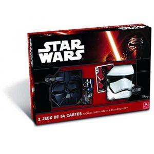 Cartamundi Coffret de 2 masques Star Wars