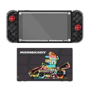 Image de PDP Skins de jeu et de protection pour Nintendo Switch - Edition Mario Kart