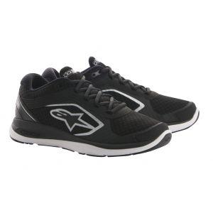 Alpinestars Baskets ALLOY noires / blanches - 46