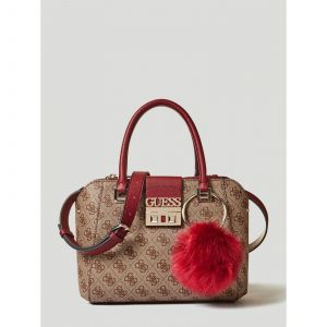 Guess Sac à main LOGO LUXE SMALL SOCIETY SATCHEL