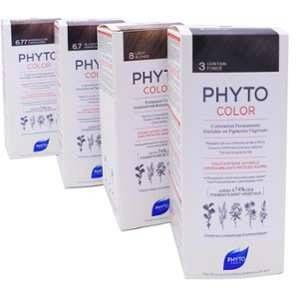 Phyto Paris Phyto Color 6 Blond Foncé