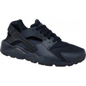 Nike Huarache Run GS 654275-403, Baskets Mixte Enfant, Mehrfarbig (Blue 001), 36.5 EU