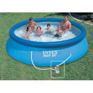 Intex 28132 - Piscine autostable 366 x 76 cm