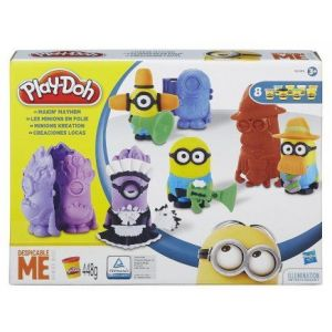Hasbro Play-Doh Les Minions créations chaotiques