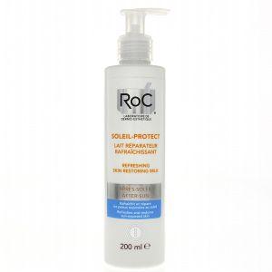 ROC Soleil Protect - Lait réparateur rafraîchissant après-soleil