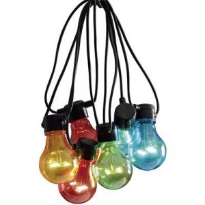 Konstsmide Extension pour guirlande lumineuse LED multicolore