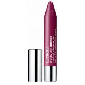 Clinique Chubby stick intense 04 Heftiest Hibiscus - Baume à lèvres hydratant couleur