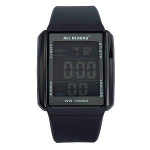 All Blacks 680033 - Montre pour homme Quartz Digitale