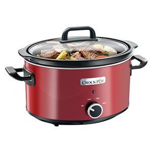 Crock-Pot SCV400RD-050 - Mijoteuse électrique 3.5 L