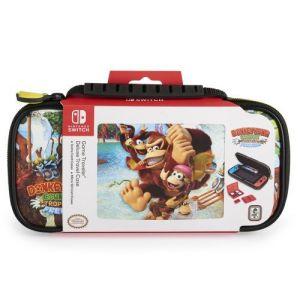 Bigben Pochette de Transport Donkey Kong Country Tropical Freeze pour Nintendo Switch