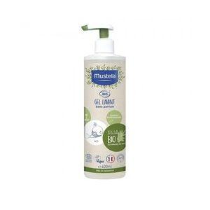 Mustela Gel Lavant Certifié BIO - 400 ml