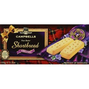 Campbells Shortbreads fingers