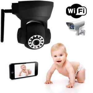Yonis Y-cipwdmvn2 - Caméra IP motorisée avec fonction jour/nuit