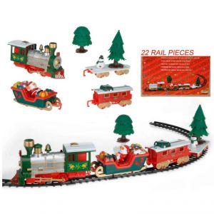 Train de Noël (22 pièces)