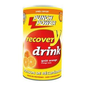 Punch power Boisson de récupération goût Orange