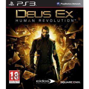 Deus Ex : Human Revolution [PS3]