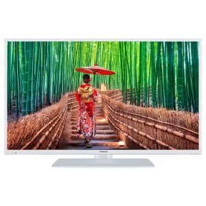 Hitachi 55HK6001W TV LED UHD 4K 140 cm Blanc