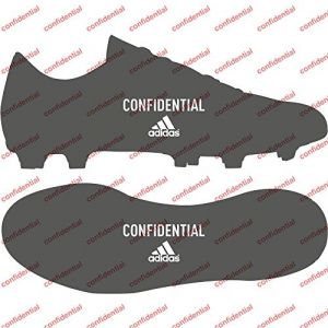 Adidas X 19.3 FG, Chaussures de Football Homme, Vert Legacy Green/Solar Orange/Chalk White, 44 2/3 EU