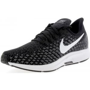 Nike Air Zoom Pegasus 35, Chaussures de Fitness Homme, Multicolore (Black/White-Gunsmoke-Oil Grey 001), 44.5 EU