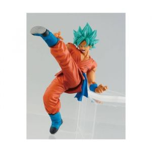 Banpresto Figurine Dbz - Son Goku Super Saiyan God Fes 20 Cm