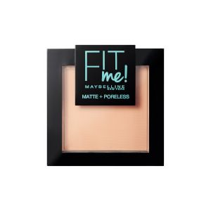 Maybelline Fit Me - Poudre mat antipores