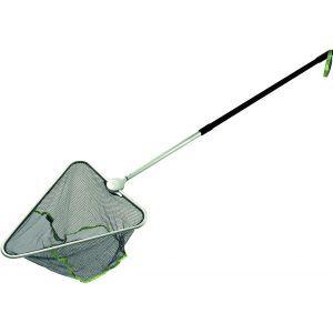 Velda 127641 - Epuisette pond net triangle 40 cm