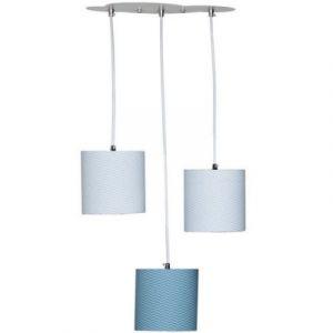 Sauthon Trio suspension lumineuse Lazare