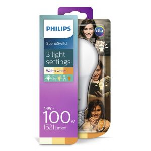 Philips Lampes Lampe LED SceneSwitch Warm White PH 929001336658