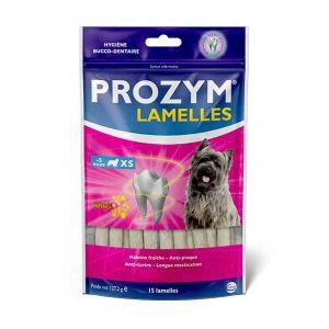 Prozym CEVA Pack de 15 Lamelles pour Chien Taille XS