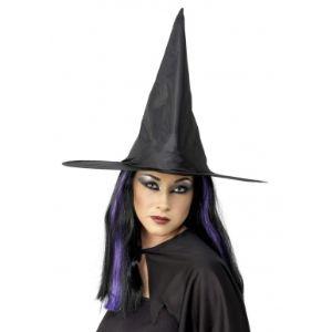 Chapeau de sorcière adulte