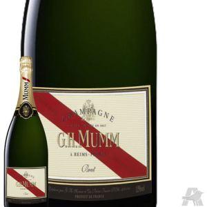 Mumm Cordon Rouge - Champagne brut (Magnum)