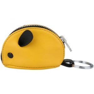 Kesslord Minimouse K'Rock - Porte-monnaie en cuir - jaune