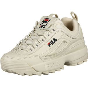 FILA Chaussures Disruptor antique white jaune - Taille 37