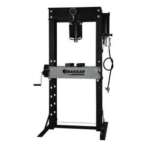 Drakkar Tools PRESSE D'ATELIER 40T MANUELLE / PNEUMATIQUE DRAKKAR-S10535