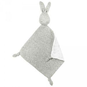 Nattou Doudou lapin pure gris
