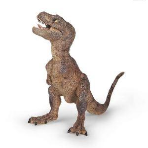 Papo Figurine dinosaure : Bébé Tyrannosaure brun