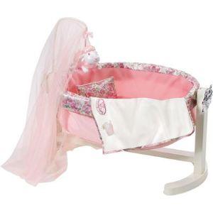 Zapf Creation Berceau de poupon Baby Annabelle avec veilleuse