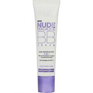 L'Oréal Glam Nude Light to Medium - BB Cream 5 in 1 SPF 20 -