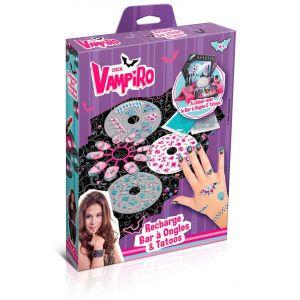 Image de Canal Toys Recharge pour le bar à ongles et tatoos Chica Vampiro