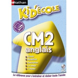 Image de Kid'école CM2 : Anglais [Windows]