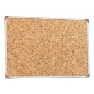 Otto Office Tableau liège confort en aluminium (90 x 150 cm)